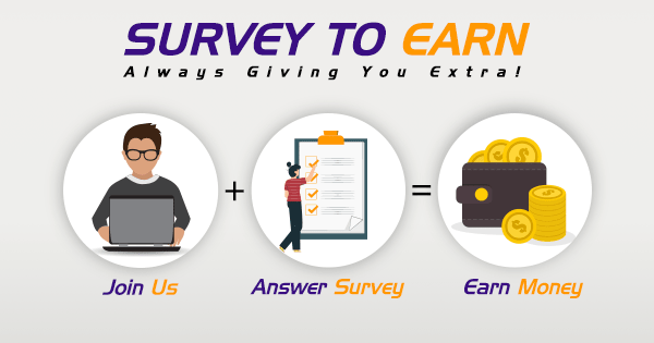Earn and Make Online Money by Paid Survey | Survey to Earn