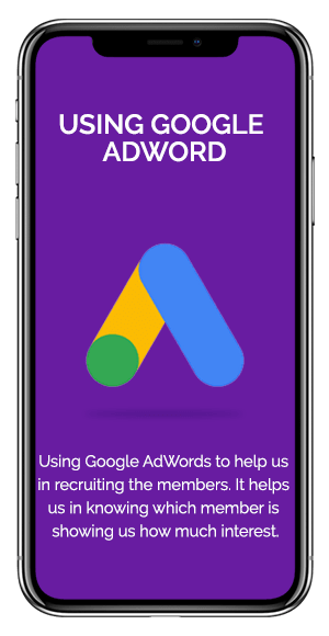 USING GOOGLE ADWORD